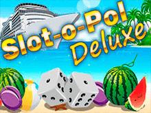 Автомат Slot-o-pol Deluxe с бонусами