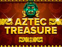 Бонусы в игровом автомате Aztec Treasure