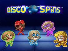 Игровые автоматы Вулкан Disco Spins
