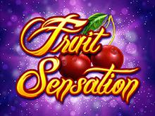 Игровой автомат Fruit Sensation с бонусом