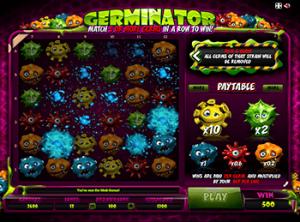 Игровые автоматы Вулкан Germinator - играть онлайн