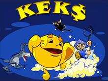 Играть в автомат Keks с бонусами