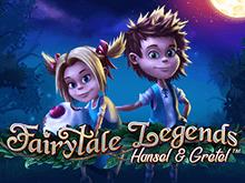 Занимательный сюжет с 3D анимацией в игровом автомате Fairytale Legends: Hansel & Gretel