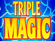 Обзор онлайн-слота Тройная Магия: характеристики, символы, интерфейс